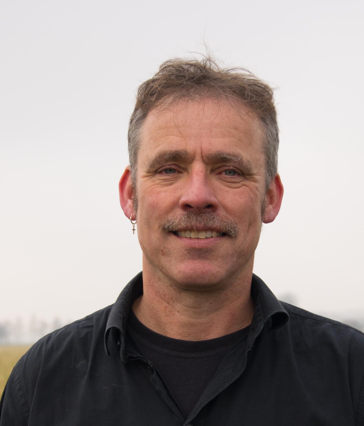 Jan Dijkstra foto CU